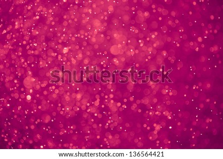 abstract purple sparks background - stock photo
