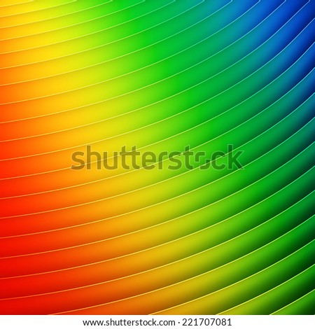 Abstract rainbow background . Colorful rainbow color background. - stock photo