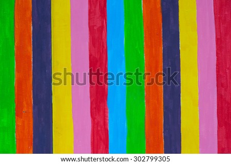Abstract rainbow Colorful Paper background - stock photo