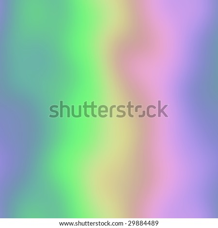 Abstract rainbow pattern, with psychadelic random colors - stock photo