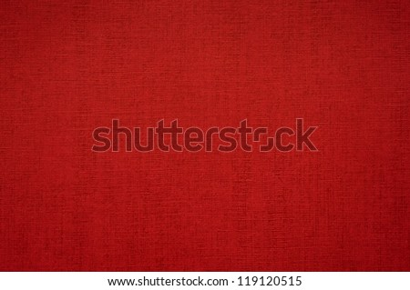 abstract red background or Christmas paper texture - stock photo