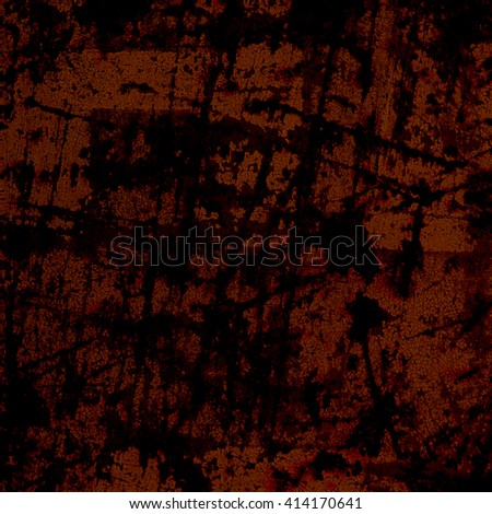 abstract red background texture of old rusty wall