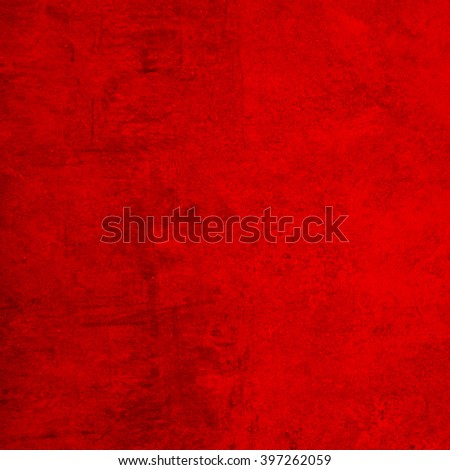 abstract red background texture old concrete wall