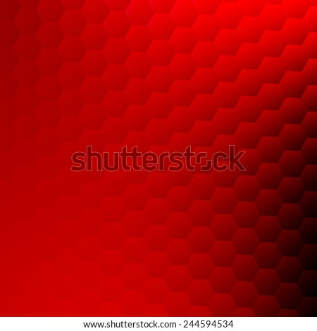Abstract Red Background Website Wallpaper Design Stock Illustration