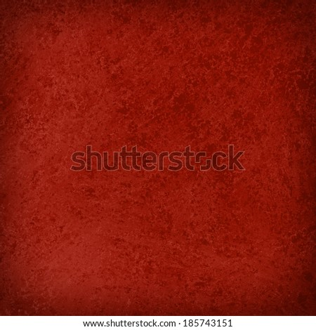abstract red background with vintage grunge background texture design with elegant antique paint on wall illustration, old distressed Christmas paper,  grungy old background paint with dirty stains - stock photo