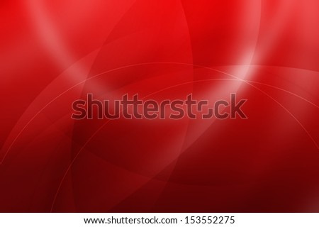 Abstract red curve background          - stock photo