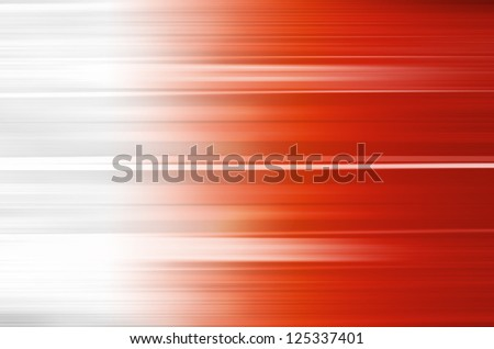 abstract red lines background - stock photo