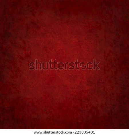 abstract red retro background - stock photo