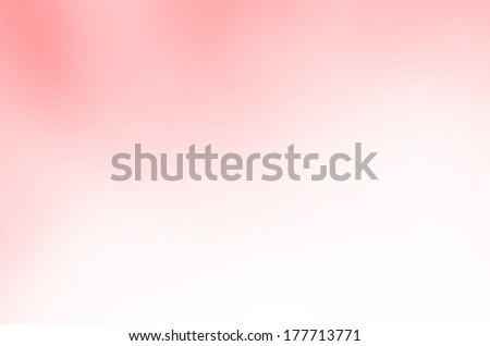 Abstract red soft background with gradient  highlights. - stock photo
