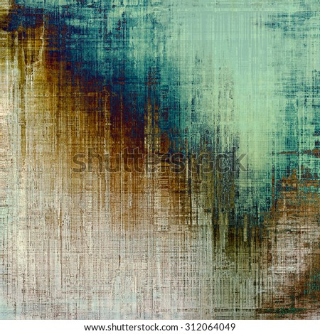 Abstract retro background or old-fashioned texture. With different color patterns: yellow (beige); brown; blue; purple (violet) - stock photo