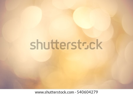 Abstract retro pastel bokeh blurred background