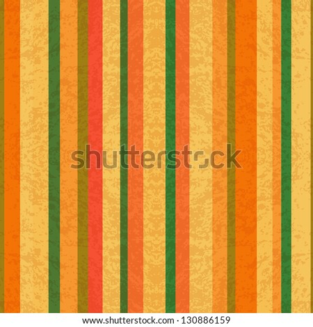 Abstract retro striped background
