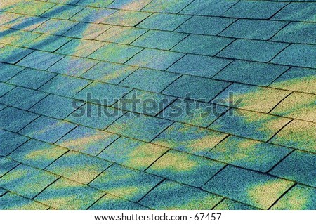 Abstract roof  photo