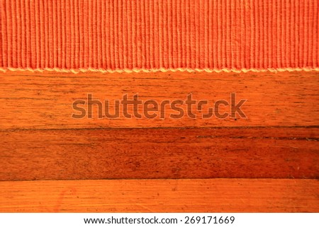 Abstract Rust Color with Timber Background 2 - stock photo