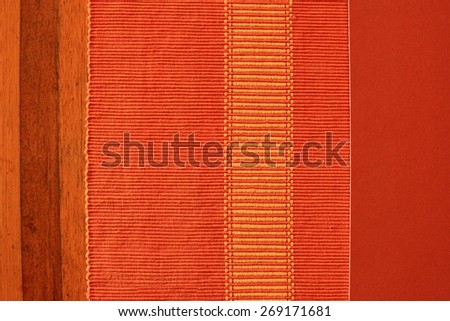 Abstract Rust Color with Timber Background 3 - stock photo