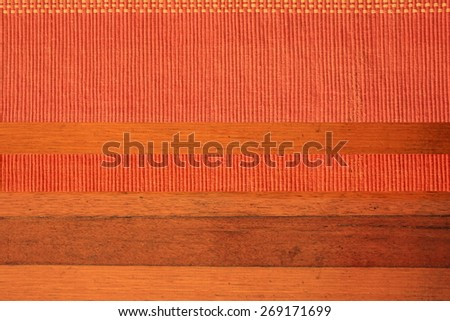Abstract Rust Color with Timber Background 4 - stock photo