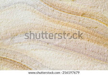 Abstract sandstone texture background in natural patterned and color for design. - stock photo