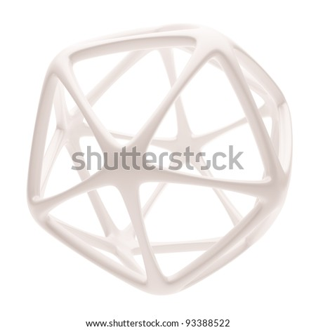 Abstract Science Concept - stock photo