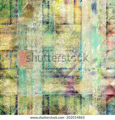 abstract scratched background ligth             - stock photo