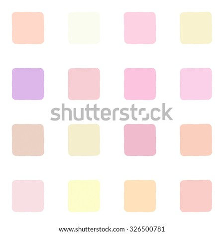 Abstract seamless geometric pink pattern. Repeating geometric shapes