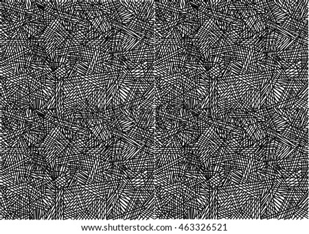 Abstract Seamless geometrical pattern. black and white texture,linear,template beautiful.