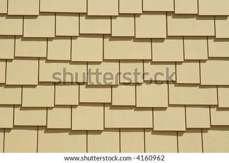 Abstract Shingles Background - stock photo