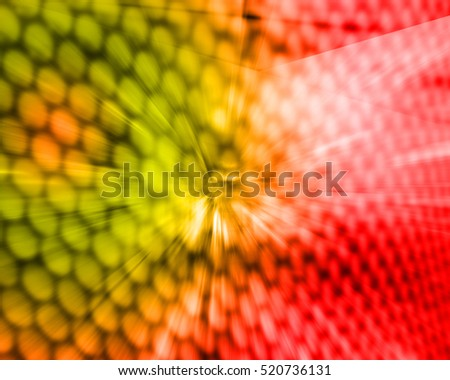Abstract shining shiny lights background