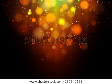 Abstract shiny background. Illustration for your artwork, party flyers, posters and banners. - stock photo