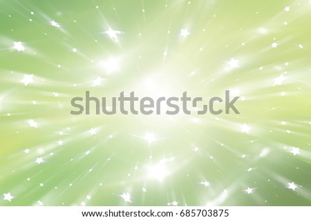 abstract shiny green background. illustration digital.