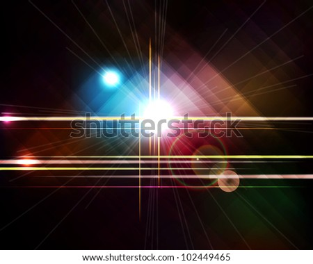 Abstract shiny  technology trendy background. Raster version - vector version in my portfolio. - stock photo