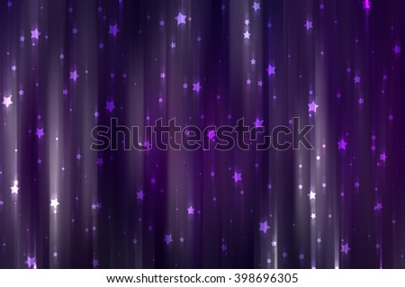 abstract shiny violet background - stock photo