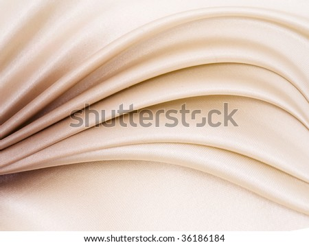 Abstract Silk Background - stock photo
