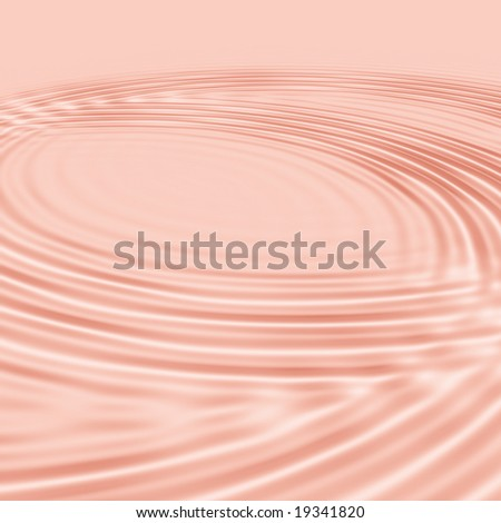 abstract skin cream or make-up background - stock photo