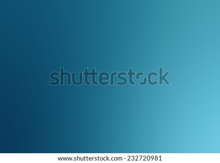 Abstract Smooth colorful textured background blue color with special blur effect for wallpaper, poster, frame, backdrop, design.  - stock photo