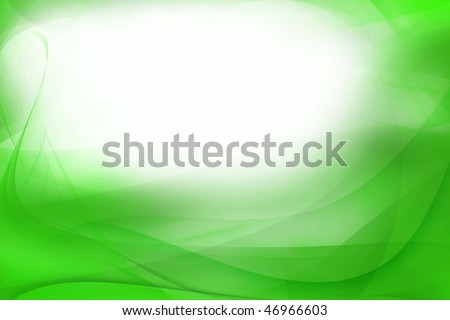 Abstract smooth green tone background.