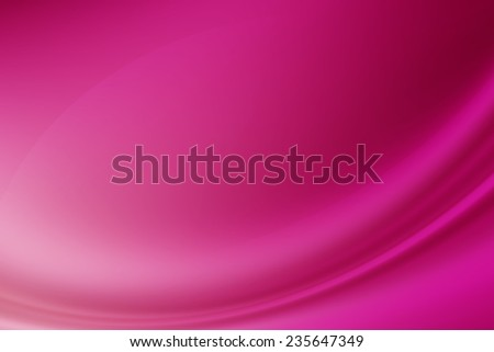 abstract smooth pink gradient background - stock photo