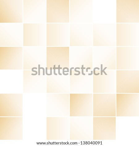 Abstract square background. Template for style design. - stock photo