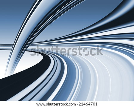 Abstract steel background - stock photo