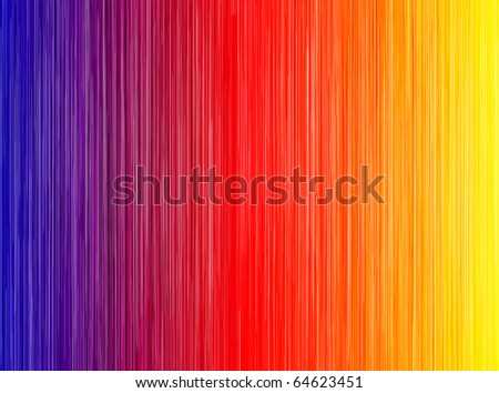 Abstract striped colorful background - stock photo