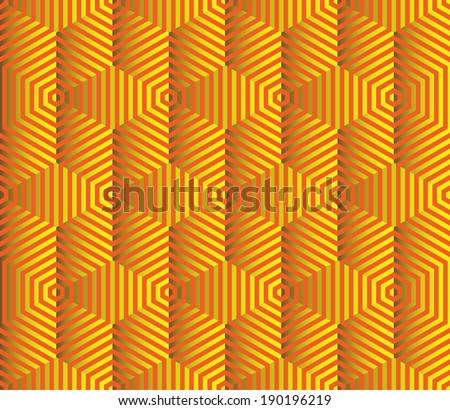 Abstract Striped Geometrical Multicolored Background, Raster Version - stock photo