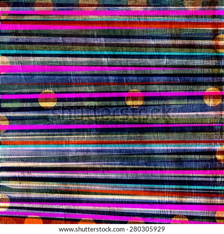 abstract stripes background design with texture - stock photo