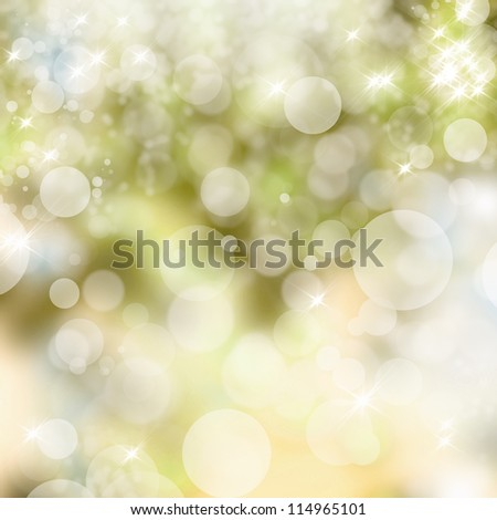 Abstract summer background - stock photo