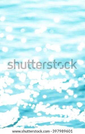Abstract Summer Background / Summer Poster / Summer Wallpaper  - stock photo