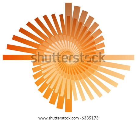 Abstract Swirl - stock photo