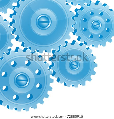 Abstract techno background. The concept of teamwork, tech, etc. design. - stock photo