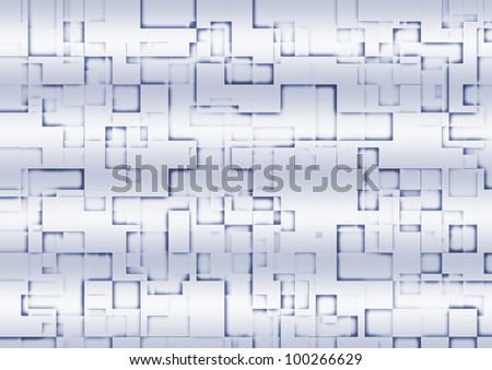 abstract technological relief