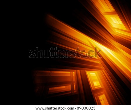 Abstract technology background. - stock photo