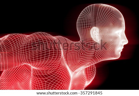 wireless energy transfer stock photos, royalty-free images, Muscles