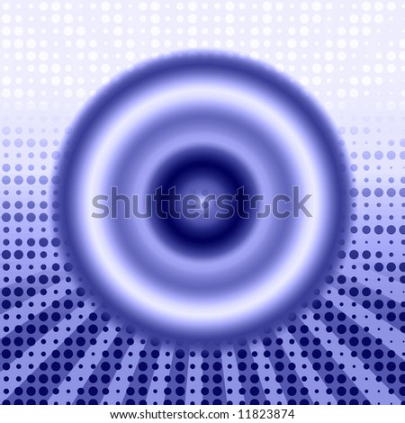 Abstract Technology Connections - stock photo