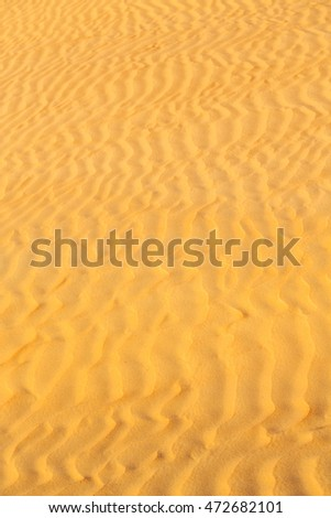 abstract texture line wave in oman the old desert  and the empty quarter